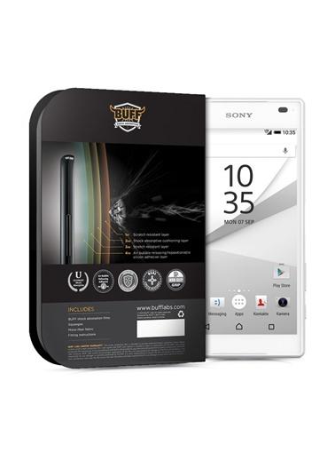 Sony Xperia Z5 Compact Darbe Emici Ekran Koruyucu Film-Buff